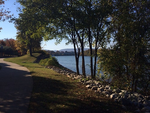 Chattanooga biking trails