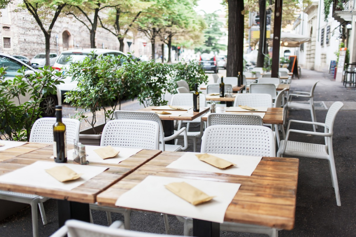 Chattanooga Outdoor Dining